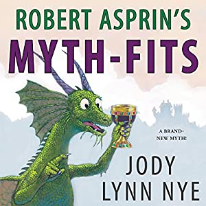 Robert Asprin's Myth-Fits Audiobook
