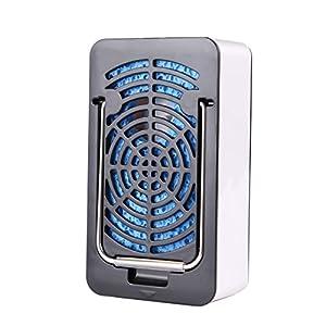 Chinatera Neue Mini Cool Portable Klimaanlage elektrische Lüfter (Blau)