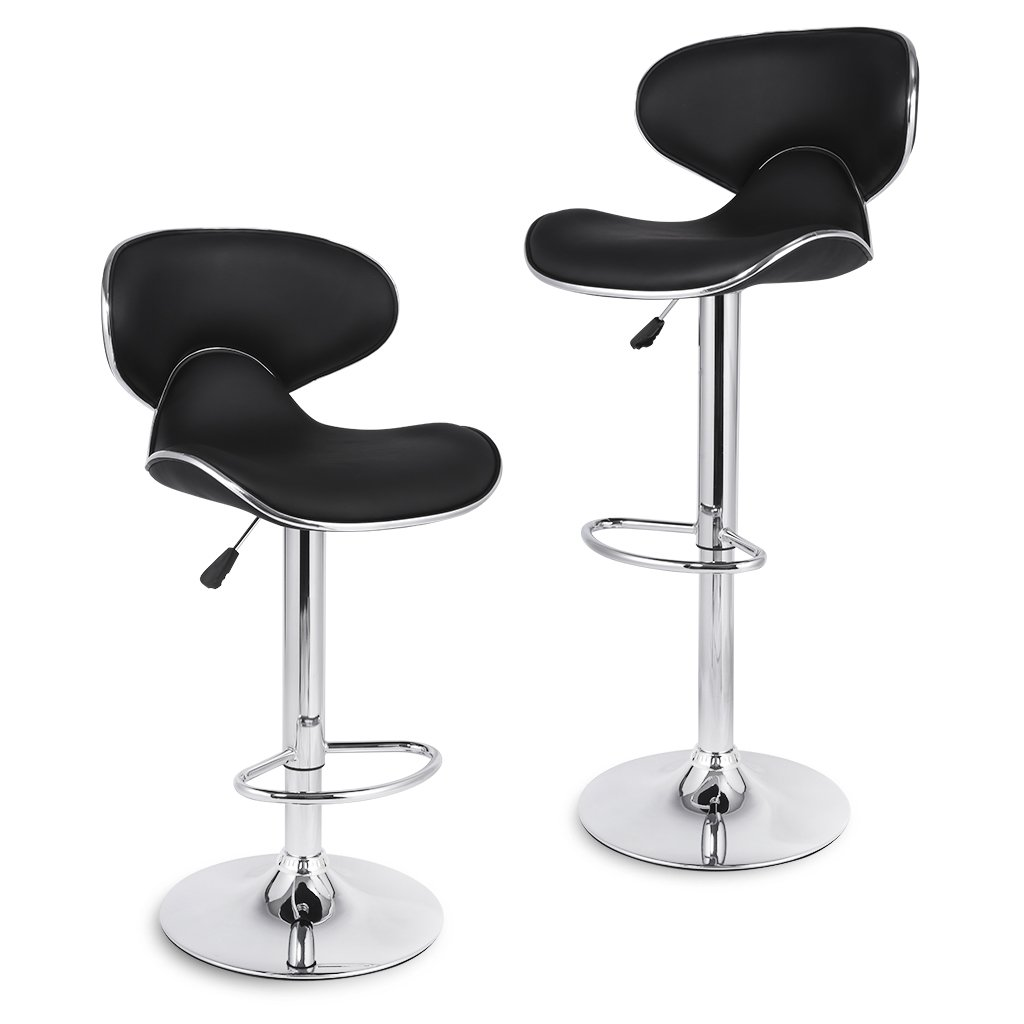 Bons plans 20 de lot de 2 tabourets de bar 63 67 amazon - Amazon tabouret de bar ...