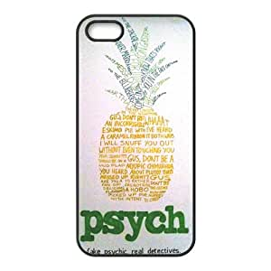 Hope-Store Psych Cell Phone Case for Iphone 5s