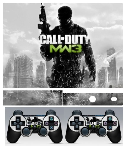 PS3 Fatt Skin Call of Duty MW 3