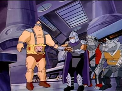 Super Bebop and Mighty Rocksteady
