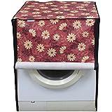 Dream Care Printed Washing Machine Cover For Fully Automatic Front Load IFB Senator Aqua SX 8Kg