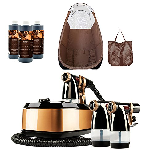 maximist-allure-xena-hvlp-spray-tanning-system-with-pop-up-tan-tent-brown