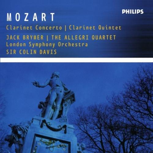 Quintets Conductor (Mozart: Clarinet Concerto & Clarinet Quintet)