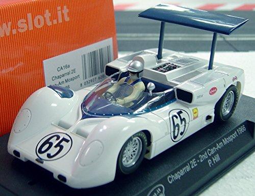 (Slot.it 1:32 Scale Slot Car Chaparral 2E Can-Am Mosport 1966 CA16a)