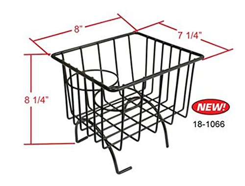 Empi Black Hump Basket for Type 1 & 3 Bug Super Beetle GHIA Thing 18-1066 Beetle Type 3 Thing
