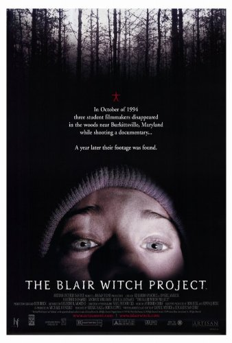 Project Poster Witch Blair Movie - 27 x 40 The Blair Witch Project Movie Poster