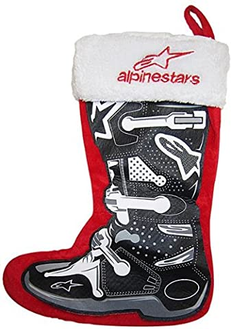 Smooth Industries Alpinestars LTD. Edition Christmas Stocking 1731-500 (Alpine Industries)