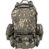 Extreme Pak 4pc Digital Camo Backpack
