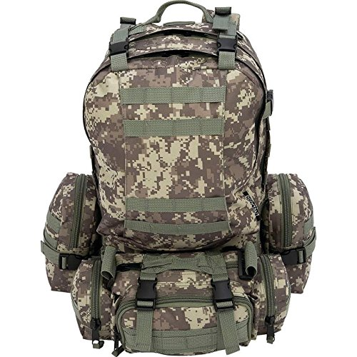 Extreme Pak 4pc Digital Camo Backpack by ExtremePak