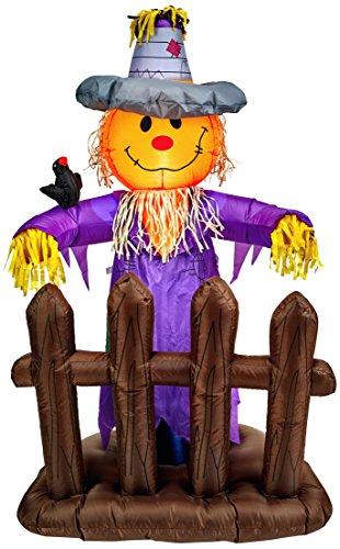 Scarecrow Halloween Thanksgiving Inflatable Decoration