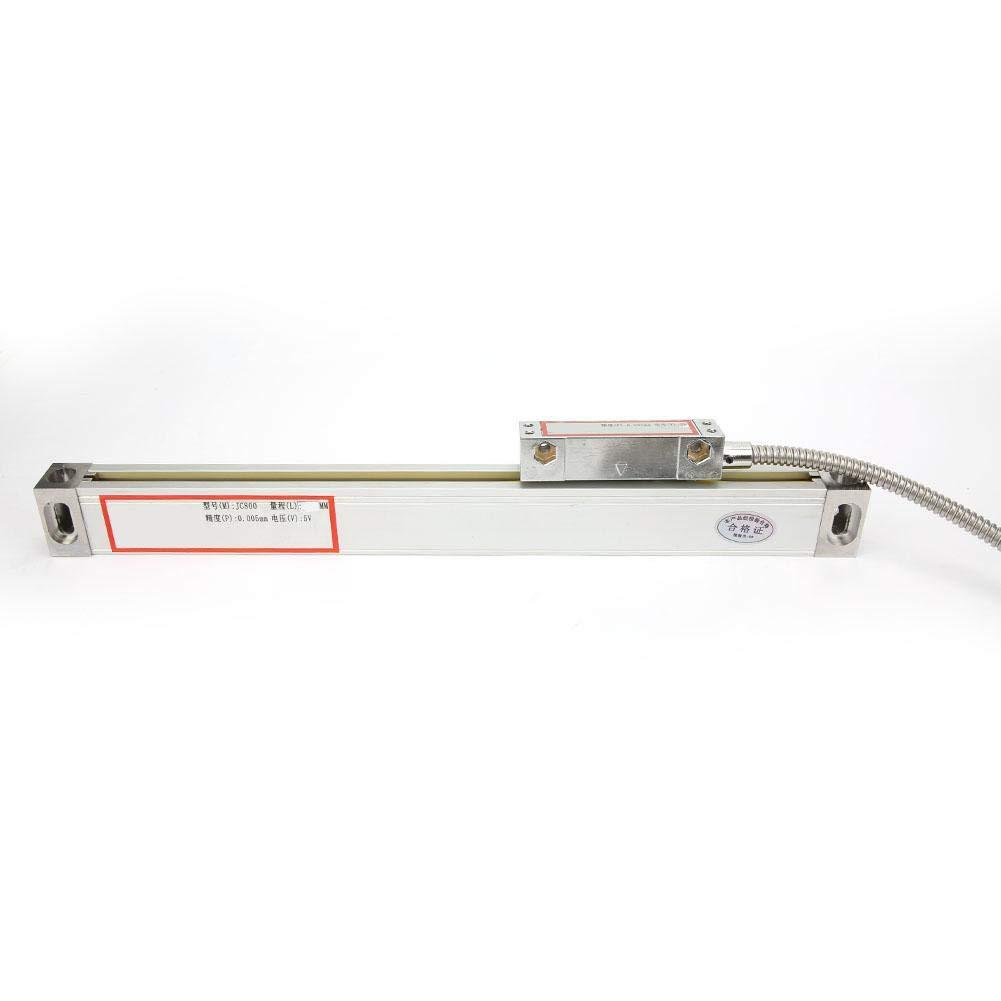 2AE//3AE Linear Scale Aluminum Alloy Linear Scale Axis Linear Scale DRO Aluminum Alloy Die Casted Readout Linear Scale 5um 250mm