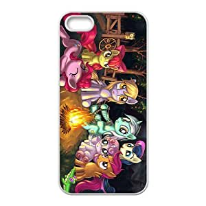 diy zhengCool-Benz My little pony Phone case for Ipod Touch 5 5th /
