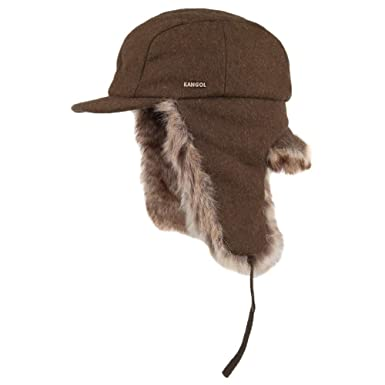 Kangol Hats Wool Aviator Trapper Hat - Loden Large  Amazon.co.uk  Clothing 1295ba1960cc