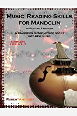 Music Reading Skills for Mandolin Complete Levels 1 - 3 Paperback