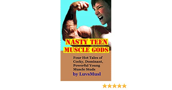 Nasty teen is open for business