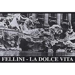 La Dolce Vita (1961) 27 x 40 Movie Poster - Italian Style B