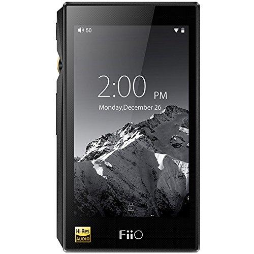 FiiO 'X5 3 rd gen High Resolution Audio Player (Black) [Parallel Import Goods]
