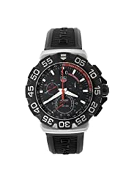 TAG Heuer Men's CAH1014.BT0718 Formula 1 Grande Date Chronograph Watch
