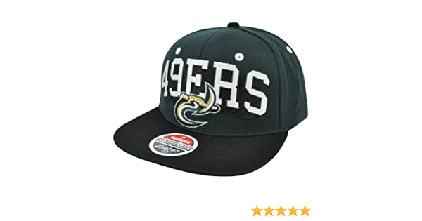 c771a4341df Amazon.com   NCAA Zephyr Blockbuster TC UNC Charlotte 49ers North Carolina  Snapback Hat Cap   Sports Fan Baseball Caps   Sports   Outdoors