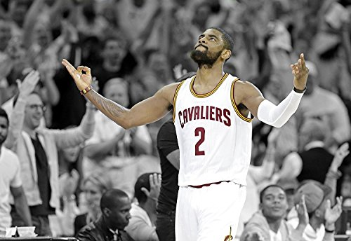 Kyrie Irving Sports Poster Photo Limited Print Cleveland Cavaliers NBA Player Sexy Celebrity Athlete #1