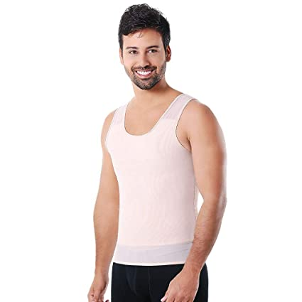 c962bcde1 Amazon.com  Ann Michell Compression Powernet Shirt for Men  Sports ...