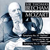 Mozart: Symphonies 35, 40 & 41