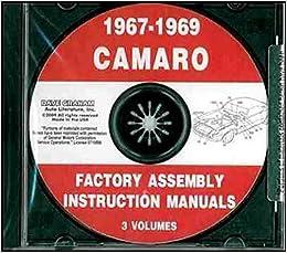 manual camaro rs
