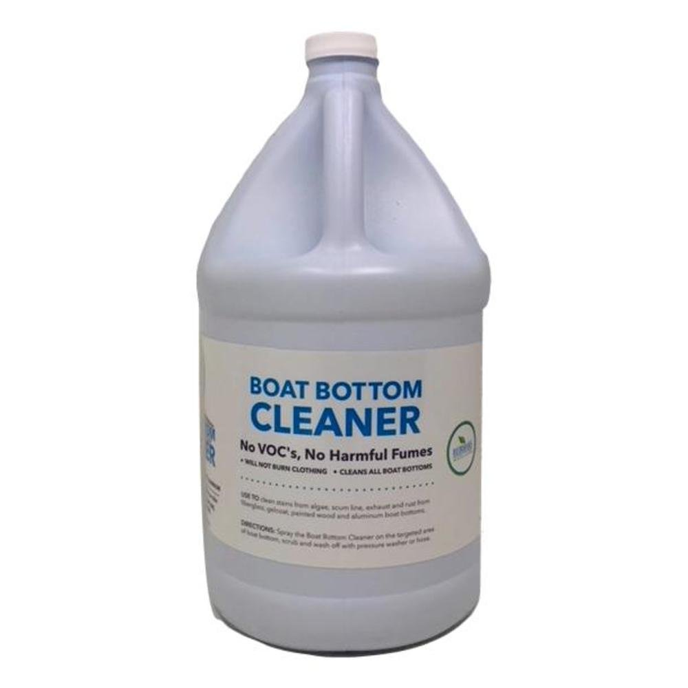 Wash Safe Industries, Boat Bottom Cleaner, 1 gal Bottle