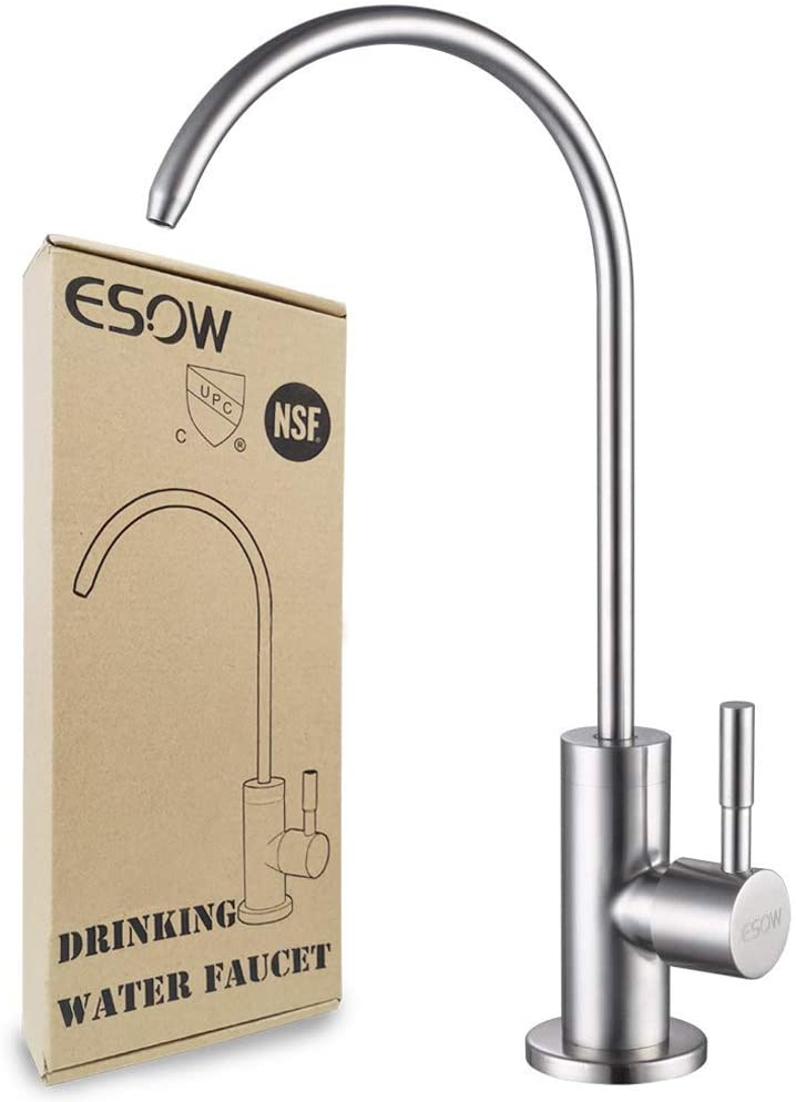 The Best Non-Air gap Reverse osmosis faucet - Our pick