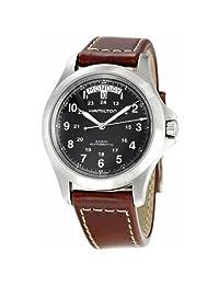 HAMILTON - men Watches - KHAKI KING AUTOMATIC - Ref. H64455533