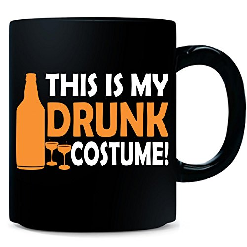 This Is My Drunk Costume Halloween - Mug -