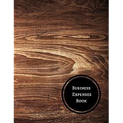 Business Expenses Book: Income And Expenses Log