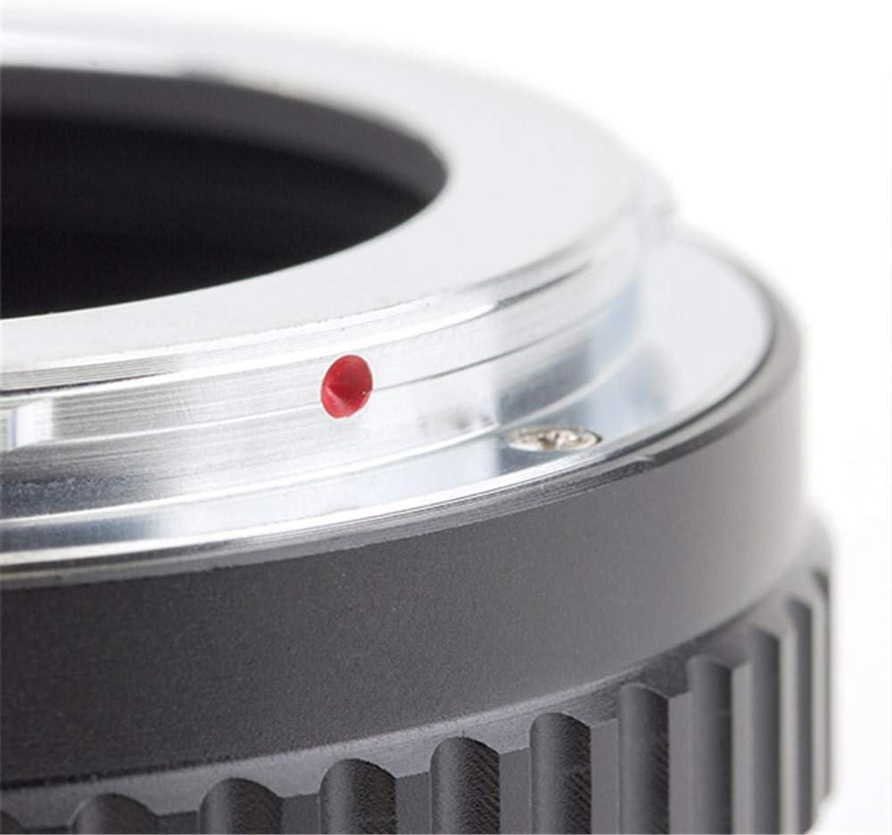 Lens Adapter Suit For Canon EF Lens to Micro Four Thirds 4//3 Camera GX9 GF10 GH5S G9 GX850 GX800 M1X E-PL9 E-M10 III E-M1 II E-PL8 Pen-F E-M10II