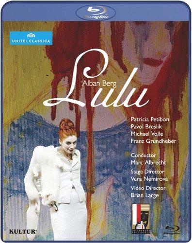 Patricia Petibon - Lulu (Blu-ray)