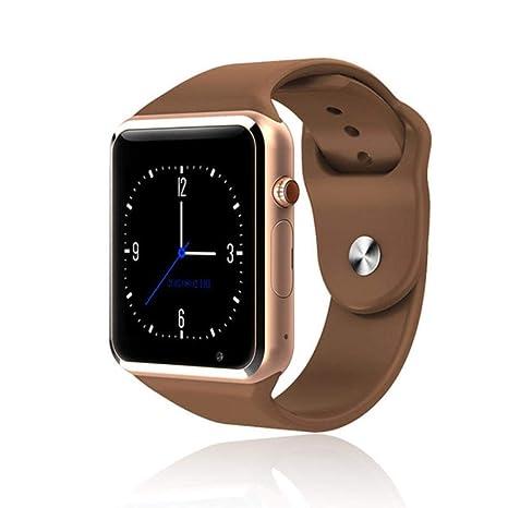 RRR Reloj de Pulsera Bluetooth Smart Watch Deporte Podómetro ...