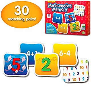 The Learning Journey: Match It! Memory - Mathematics - STEM