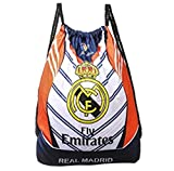 Sundaram Polyester Multi-Color Football Club Double Side Printed Cloth Rope Drawstring Doribag
