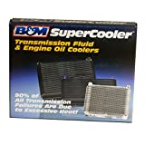 B&M 70264 SuperCooler Automatic Transmission Cooler
