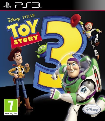 Disney Toy Story 3: The Video Game (Playstation 3) (輸入版)