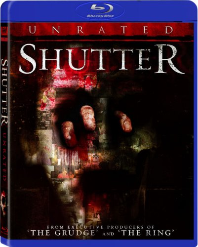 Shutter (Unrated) [Blu-ray]