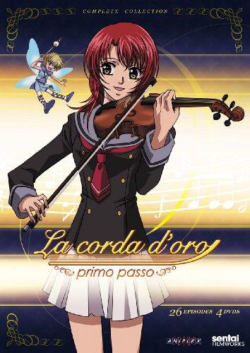 La Corda D\'oro Primo: Passo Complete Collection (Subtitled, 4PC)