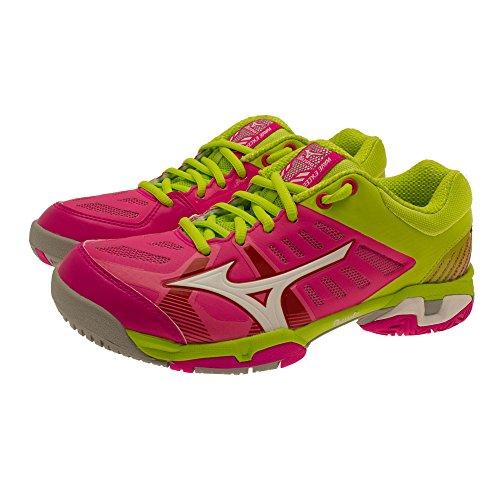 de para SL Wos Zapatillas Rosa Tenis AC Mujer Mizuno Exceed Wave 4pqwnAx8Y
