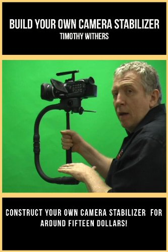 Easy To Build Chair Leg Camera Stabilizer
