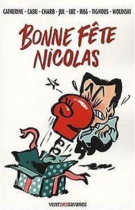 Bonne fête Nicolas ! par  Charb