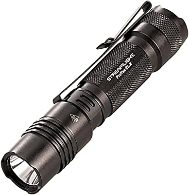 Streamlight 88030 ProTac 1L 275 Lumen Professional Tactical Flashlight with High/Low/Strobe w/1 x CR123A Batteries