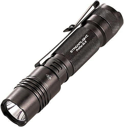 Streamlight 88062 Balck Protac 2L-X 500 Lumens LED Flashlight Light w// Batteries