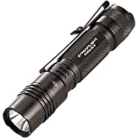 Streamlight 88063 ProTac 2L-X 500 Lumen Professional Tactical Flashlight with High/Low/Strobe Dual Fuel Use 2x CR123A or…