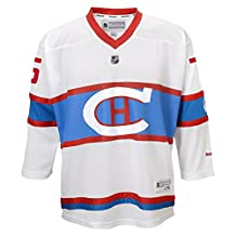 NHL Montreal Canadiens PK Subban #76 Boys 4-7 Winter Classic Replica Jersey, 5/6, Blue